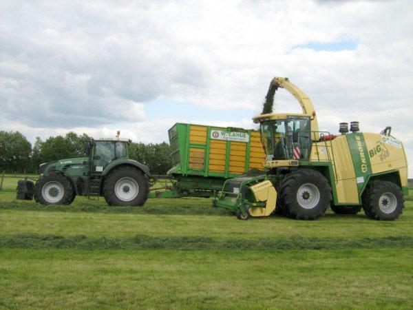 Agrarservice Lange Predöhlsau und Woosmer